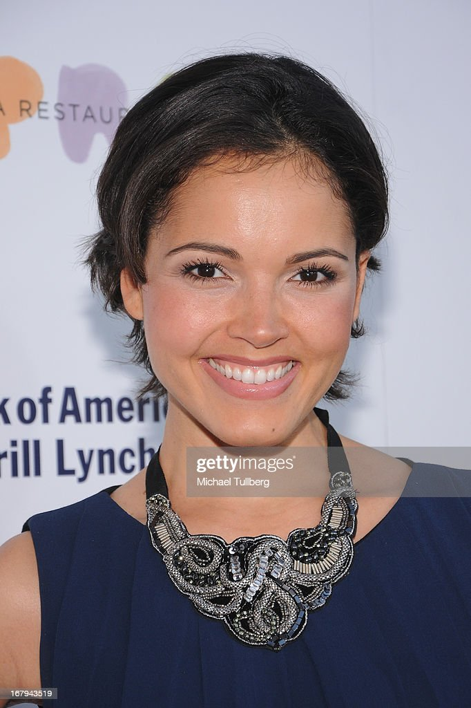 Former Miss USA Susie Castillo attends A Better LA's 'An Evening With A View' Annual Gala at AT&T Center on May 2, 2013 in Los Angeles, California.