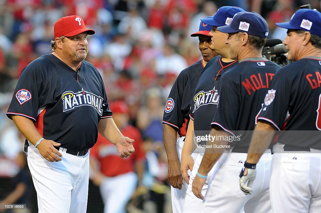 MLB All Star Game Celebrity Softball Game