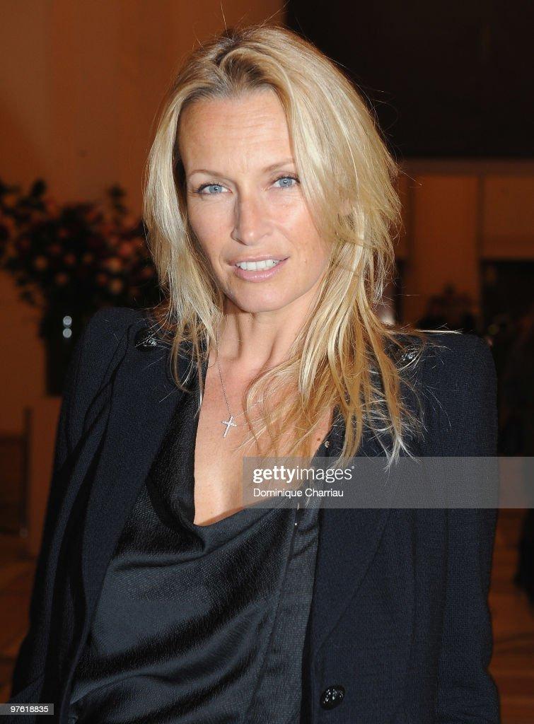 Yves Saint-Laurent Exhibition Launch - Paris Fashion Week