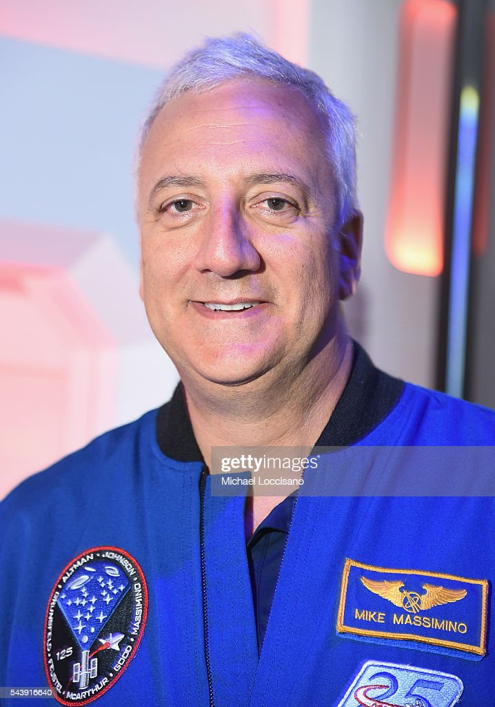Former NASA Astronaut and Senior Advisor for Space Programs at the Intrepid, Mike Massimino attends the Star Trek: The Star Fleet Academy Experience Preview at Intrepid Sea-Air-Space Museum on June 30, 2016 in New York City.