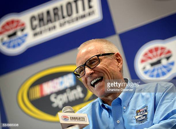 Former NASCAR Sprint Cup Series driver and 2017 NASCAR Hall of Fame inductee Mark Martin will drive the pace car for Sunday's CocaCola 600 at...