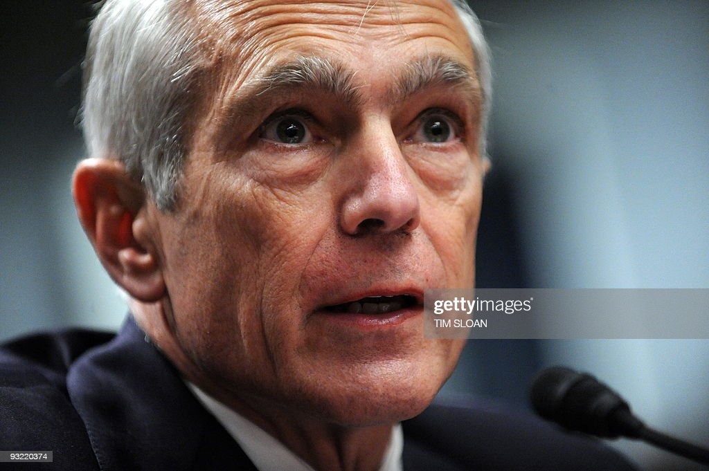 Former NATO Supreme Allied Commander Europe General Wesley Clark testifies before the House Armed Services Oversight and Investigation Subcommittee...