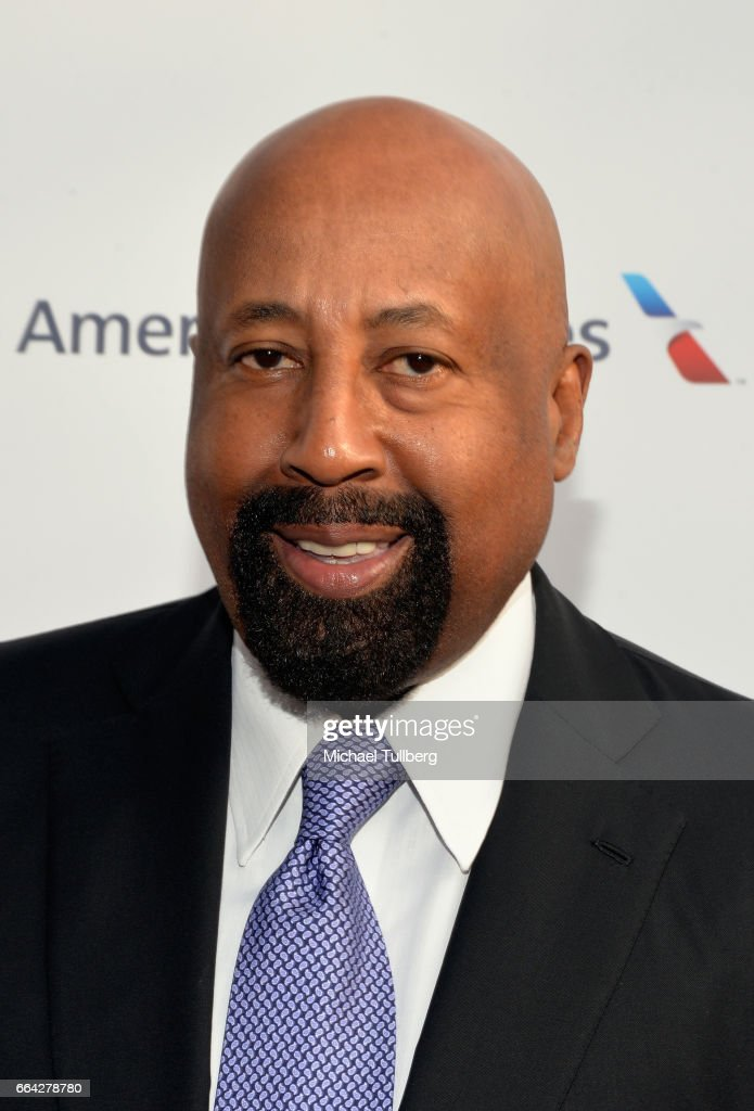 Former NBA basketball player Mike Woodson attends the 32nd Annual Cedars-Sinai Sports Spectacular Gala at W Los Angeles - Westwood on April 3, 2017 in Los Angeles, California.