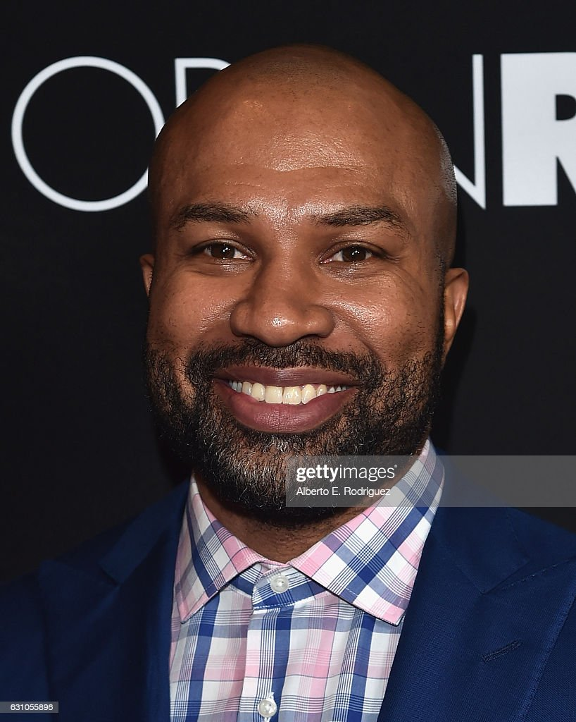 Former NBA player Derek Fisher attends the Premiere of Open Road Films' 'Sleepless' at Regal LA Live Stadium 14 on January 5, 2017 in Los Angeles, California.