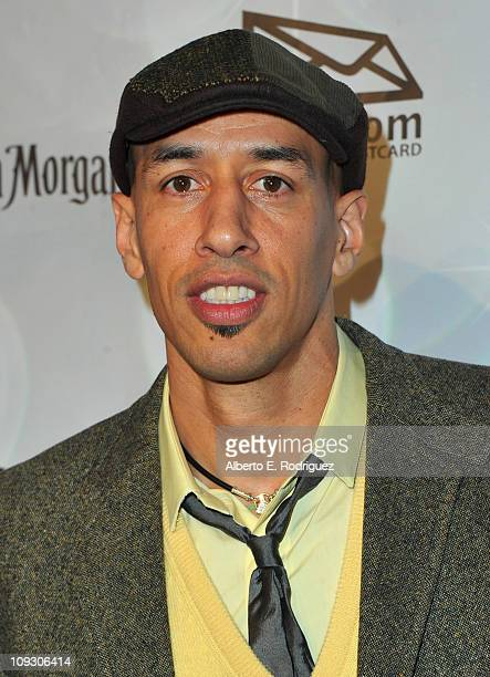 Former NBA player Doug Christie arrives to the National Basketball Players Association AllStar Gala on February 19 2011 in Los Angeles California