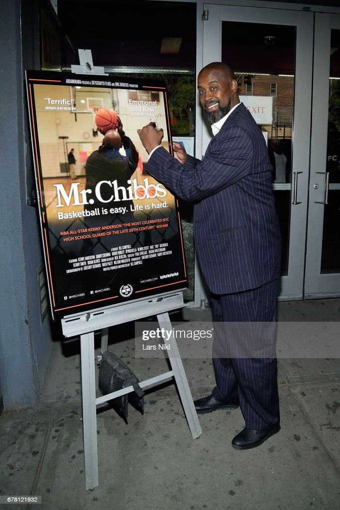 MR. CHIBBS Opening Night in New York City