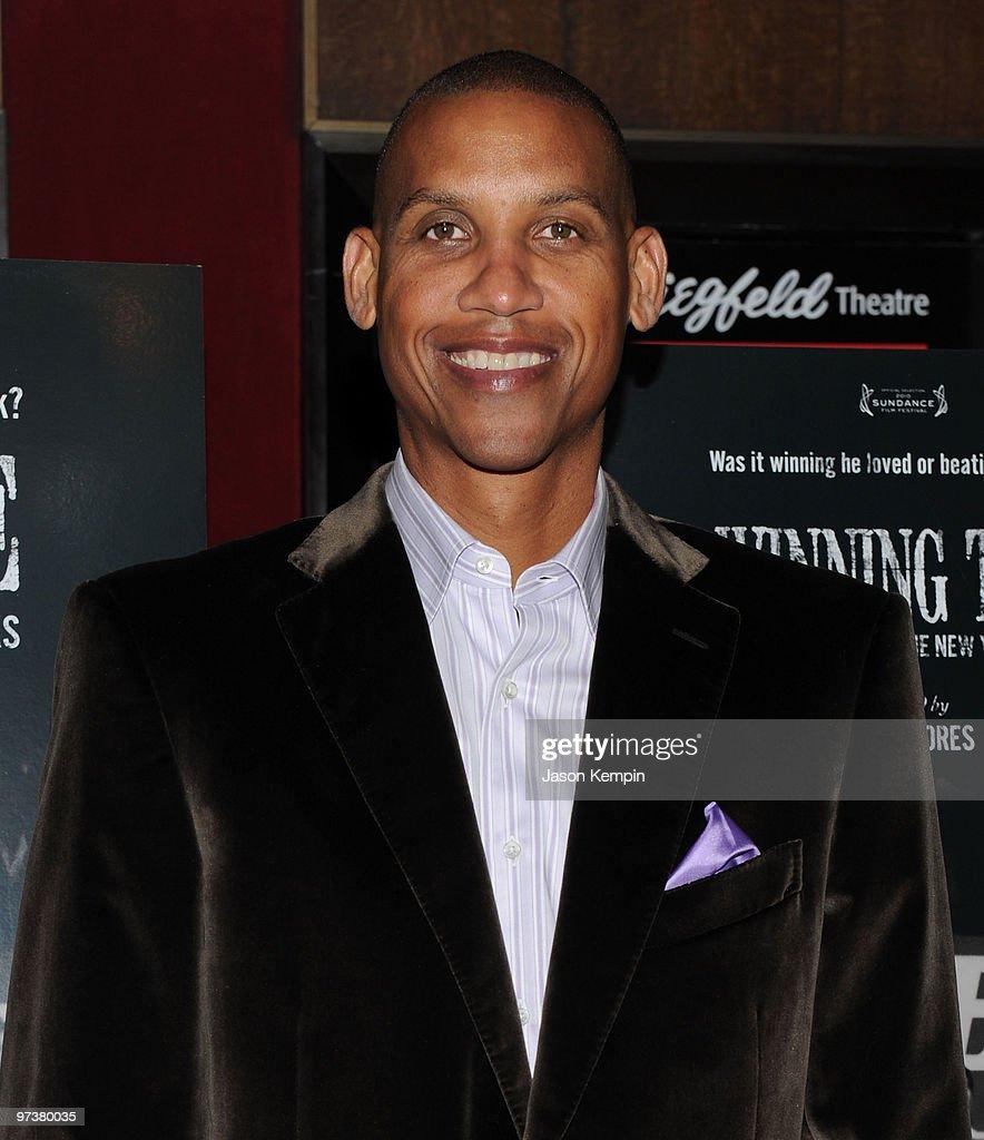 """New York Premiere Of """"Winning Time: Reggie Miller vs. The New York Knicks"""""""
