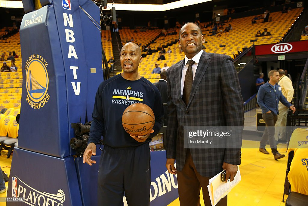 Memphis Grizzlies v Golden State Warriors - Game Two