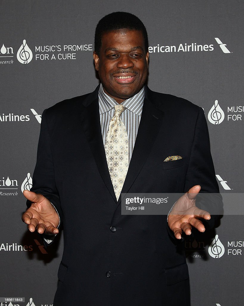 Former NBA small forward <a gi-track='captionPersonalityLinkClicked' href=/galleries/search?phrase=Bernard+King&family=editorial&specificpeople=214248 ng-click='$event.stopPropagation()'>Bernard King</a> attends T.J. Martell Foundation's 38th Annual Honors Gala at Cipriani 42nd Street on October 22, 2013 in New York City.