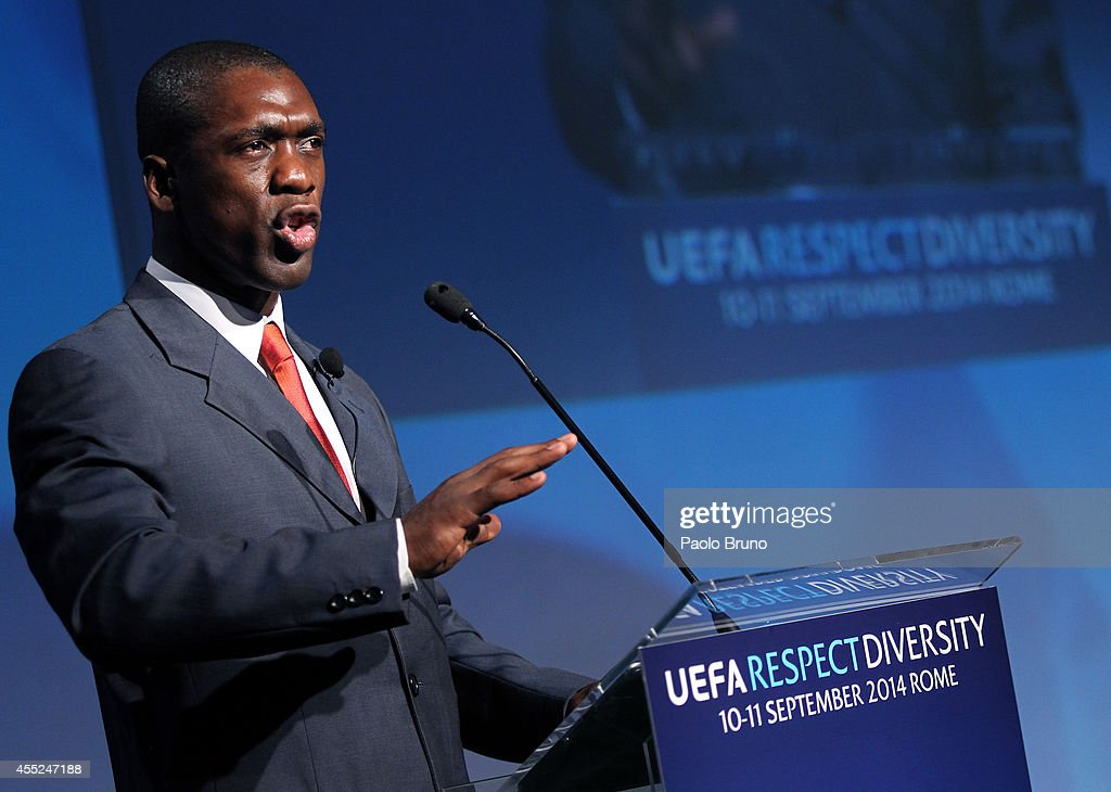 UEFA Conference 'Respect Diversity'