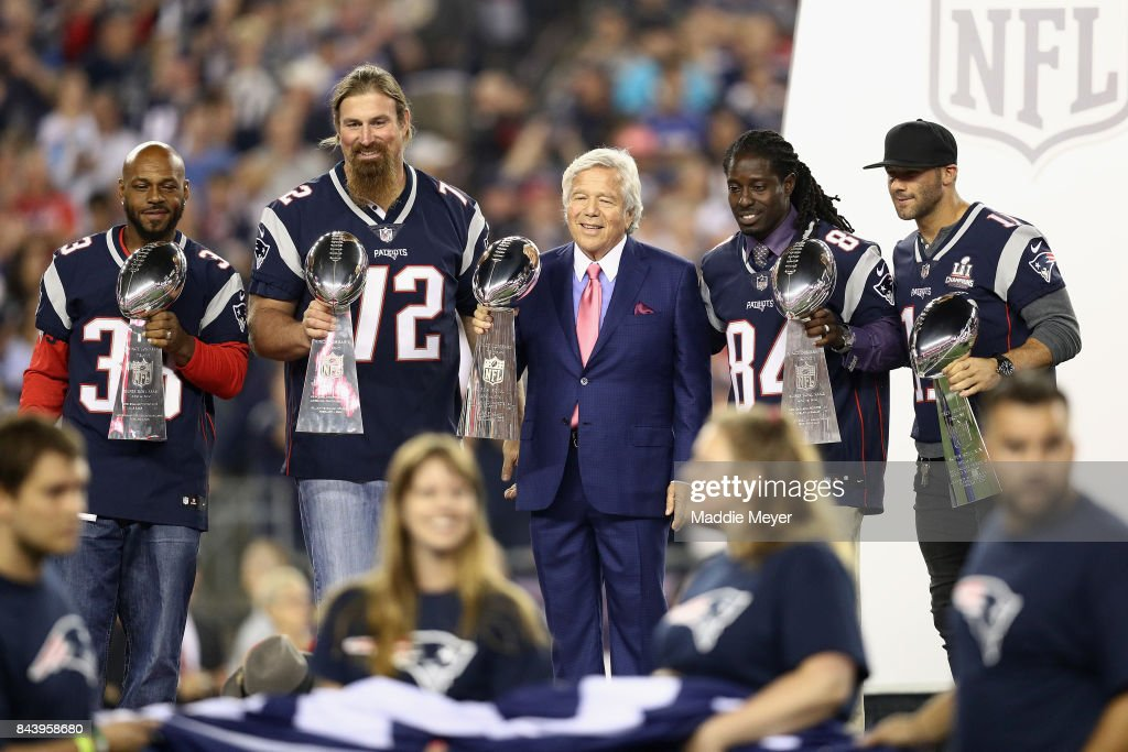 Kansas City Chiefs v New England Patriots : News Photo