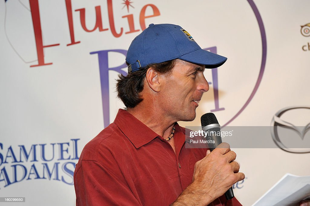 Former New England Patriots Quarterback Doug Flutie attends the10th Annual Flutie Bowl to strike out autism at KINGS on January 28, 2013 in Boston, Massachusetts.