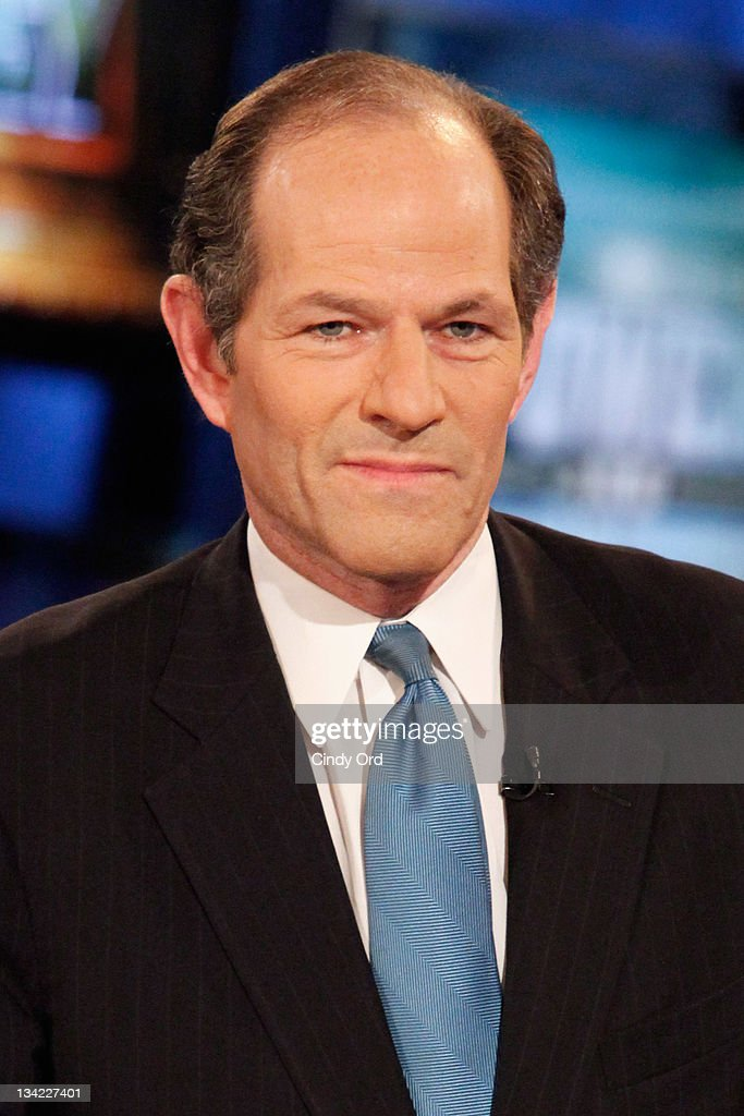 "Eliot Spitzer Visits FOX Business' ""Power And Money With David Asman"""