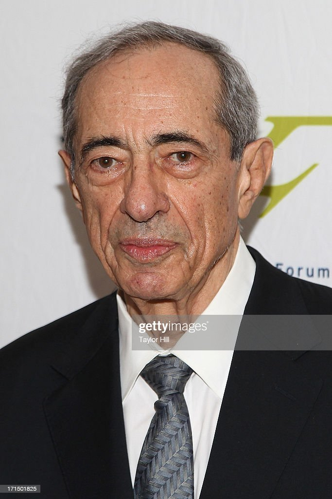 Former New York Governor <a gi-track='captionPersonalityLinkClicked' href=/galleries/search?phrase=Mario+Cuomo+-+Politician&family=editorial&specificpeople=209344 ng-click='$event.stopPropagation()'>Mario Cuomo</a> attends the 3rd annual Elly Awards luncheon at The Plaza Hotel on June 25, 2013 in New York City.
