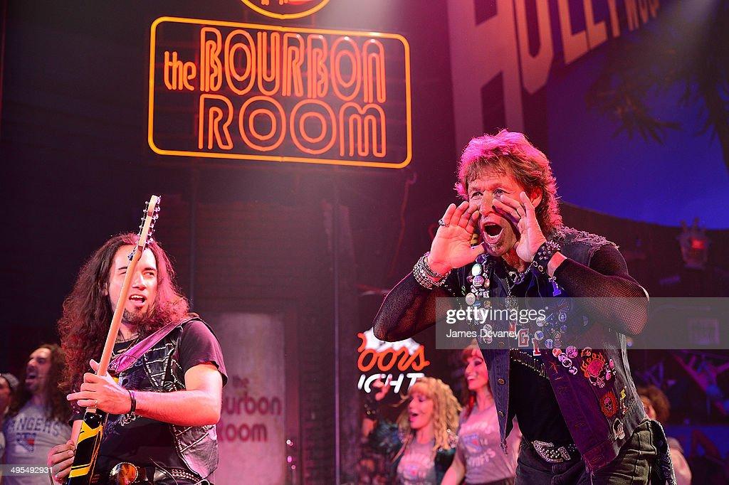 """Rock Of Rangers!"" Opening Night"
