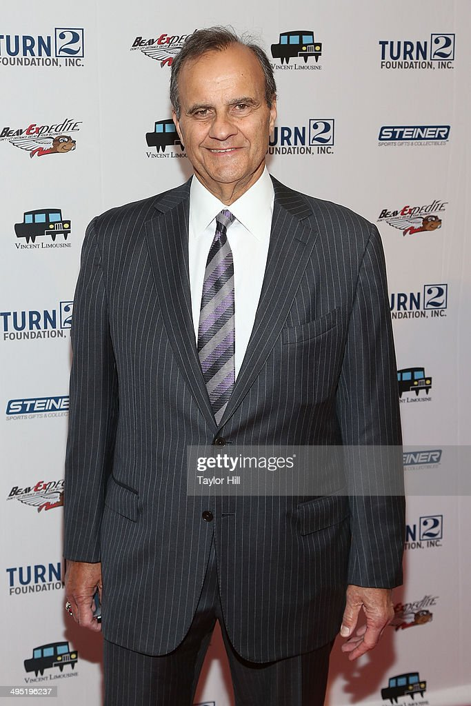 Former New York Yankees manager <a gi-track='captionPersonalityLinkClicked' href=/galleries/search?phrase=Joe+Torre&family=editorial&specificpeople=204583 ng-click='$event.stopPropagation()'>Joe Torre</a> attends the Derek Jeter 18th Annual Turn 2 Foundation dinner at Sheraton New York Times Square on June 1, 2014 in New York City.