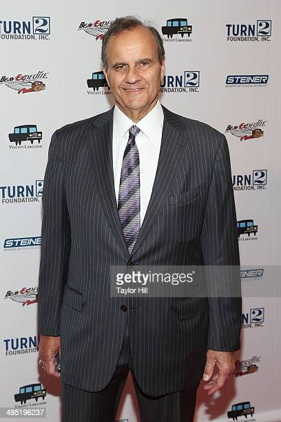 Former New York Yankees manager Joe Torre attends the Derek Jeter 18th Annual Turn 2 Foundation dinner at Sheraton New York Times Square on June 1...