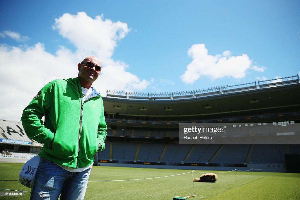 Martin Crowe Press Conference