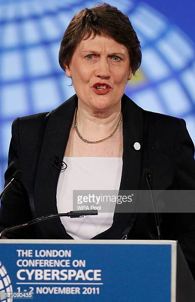 Former New Zealand Prime Minister Helen Clark Administrator of the United Nations Development Programme speaks during the opening session at the...