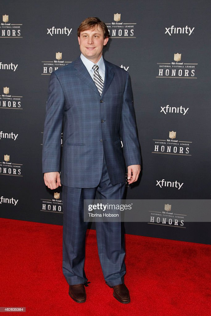 Former NFL player Chad Pennington attends the 4th Annual NFL Honors at Phoenix Convention Center on January 31, 2015 in Phoenix, Arizona.