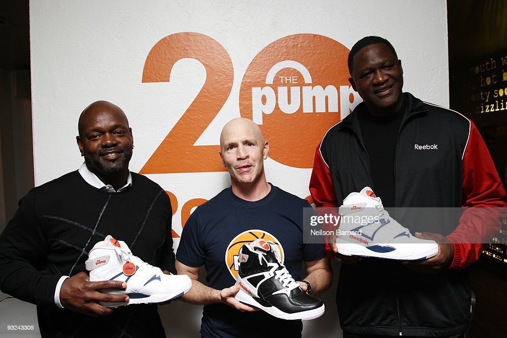 what does the pump on reebok dominique