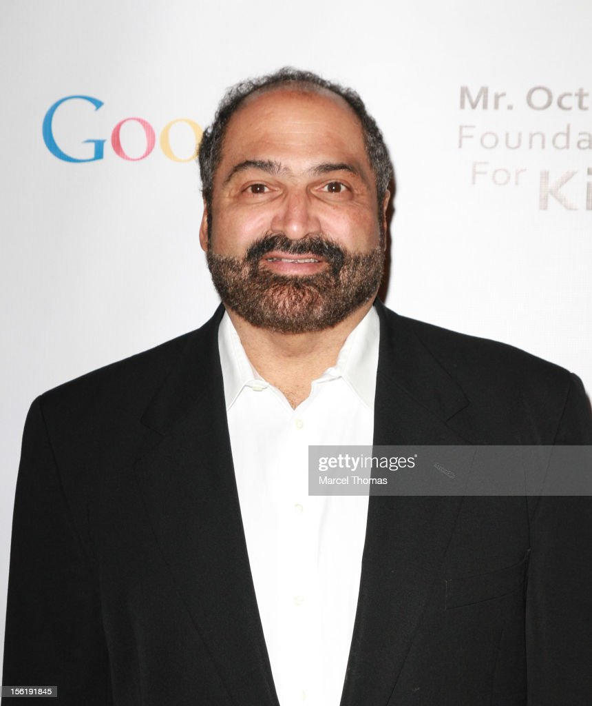 Former NFL player <a gi-track='captionPersonalityLinkClicked' href=/galleries/search?phrase=Franco+Harris&family=editorial&specificpeople=208851 ng-click='$event.stopPropagation()'>Franco Harris</a> attends the 8th All Star Celebrity Classic benefiting the Mr October Foundation for Kids at Cosmopolitan Hotel on November 11, 2012 in Las Vegas, Nevada.