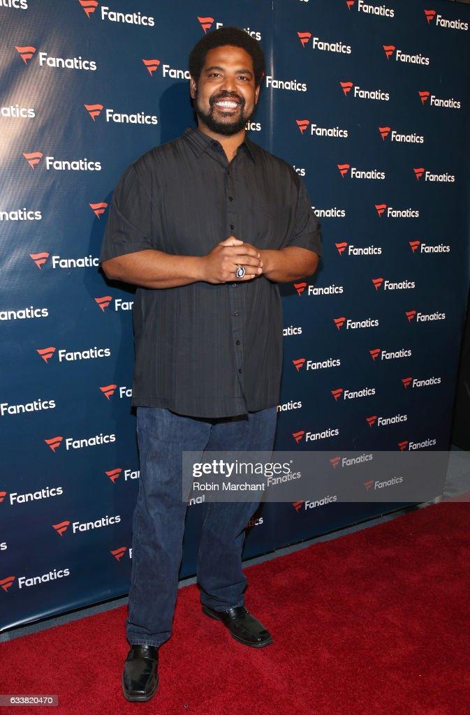 Fanatics Super Bowl Party - Red Carpet