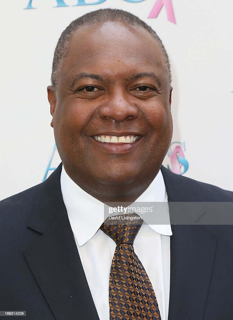 Former NFL player Rodney Peete attends The Associates For Breast and Prostate Cancer Studies' Annual Mother's Day Luncheon at the Four Seasons Hotel Los Angeles at Beverly Hills on May 8, 2013 in Beverly Hills, California.