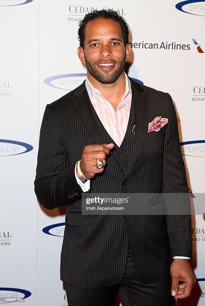 Former NFL player Ryan Nece attends the 28th Anniversary Sports Spectacular Gala at the Hyatt Regency Century Plaza on May 19, 2013 in Century City, California.