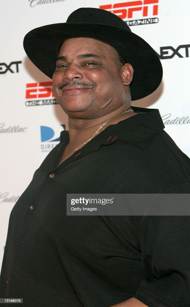 Former NFL player William 'The Refrigerator' Perry attends ESPN The Magazine's Next Big Block Party during Super Bowl XLI weekend at the Design District February 2, 2007 Miami, Florida.