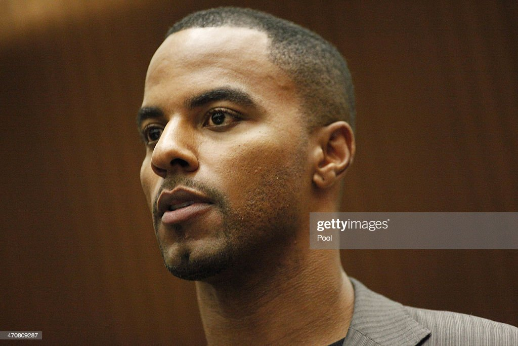 Former NFL Player Darren Sharper Appears In Court : News Photo