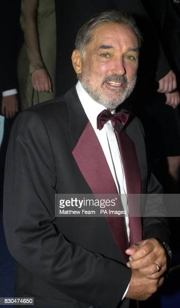 Former Nothern Ireland and Manchester United football player George Best at the National Television Awards 2000 at the Royal Albert Hall in London *...