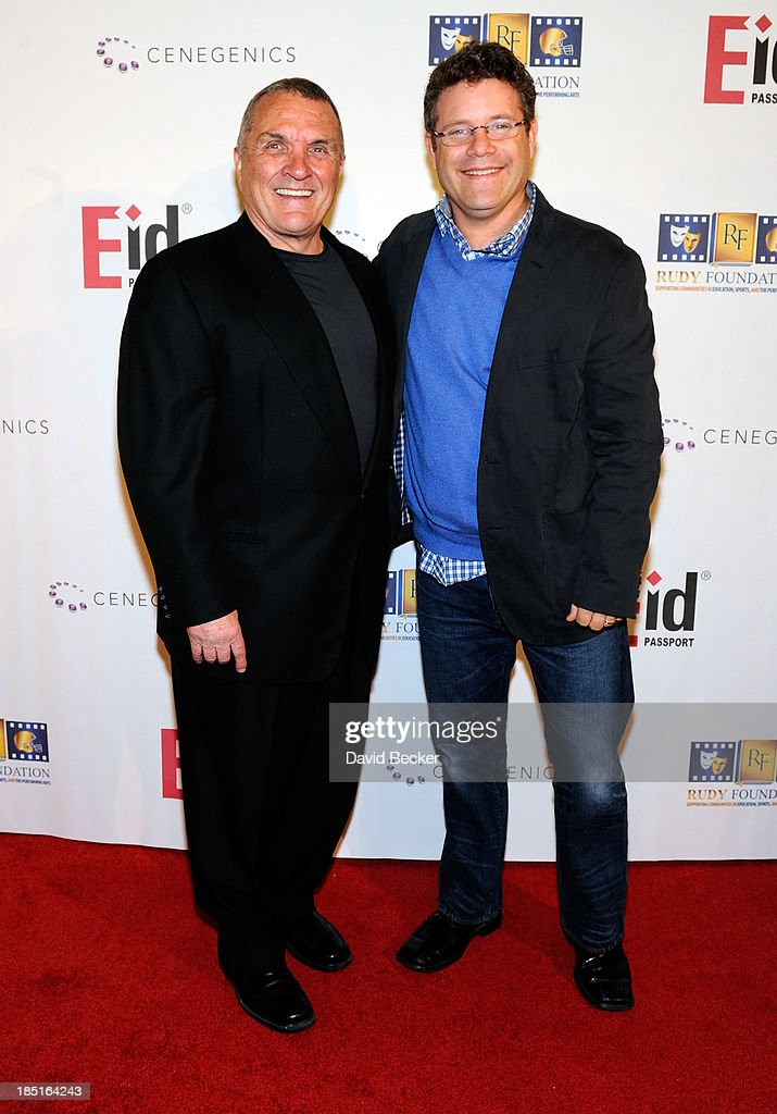 """20th Anniversary Celebration Of The Movie """"Rudy""""   Getty ..."""