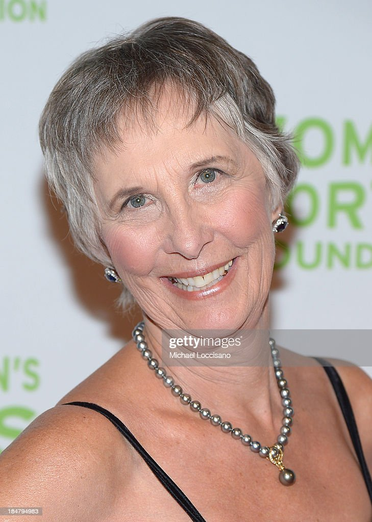 Former Olympic diver Maxine 'Micki' Joyce King attends the 34th annual Salute to Women In Sports Awards at Cipriani, Wall Street on October 16, 2013 in New York City.