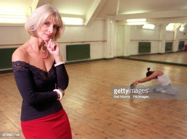 Former Pans People dancer and choreographer Dee Dee Wilde now 51 in the Dance Attic Studios which she now runs in Fulham west London Ms Wilde claims...