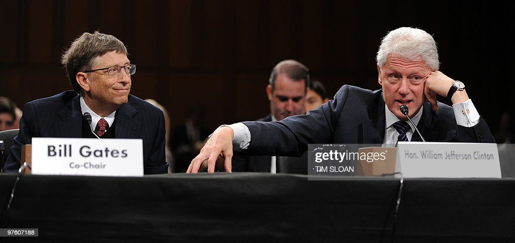 [Image: former-president-bill-clinton-chairman-o...id97607188]