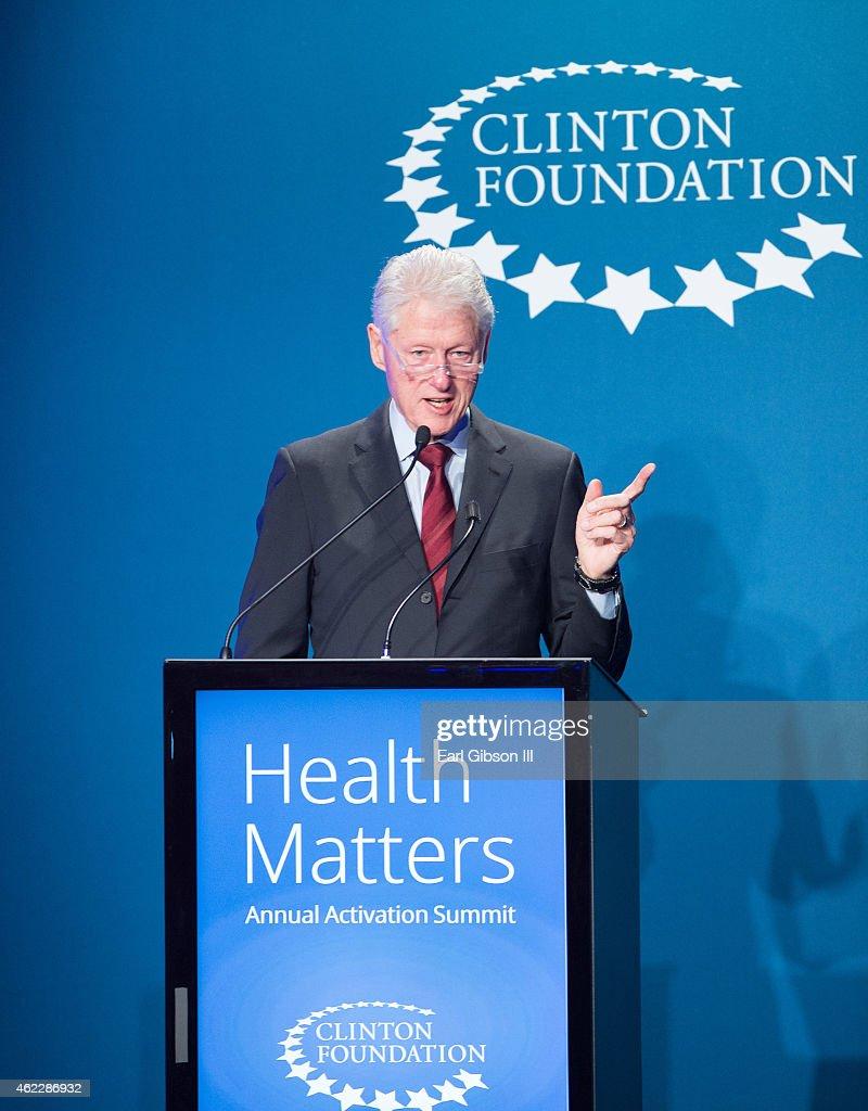 Clinton Foundation Hea...