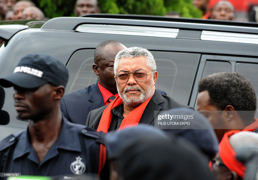 Jerry Rawlings | Getty Images