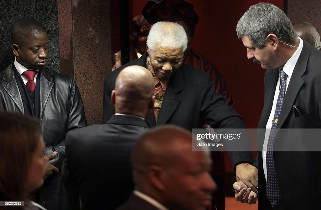 how does nelson mandela present his Nelson mandela at 93 with (from left) his granddaughter zaziwe, great-granddaughter ziphokazi, daughter zenani, granddaughter zamaswazi and great-granddaughter zamakhosi.
