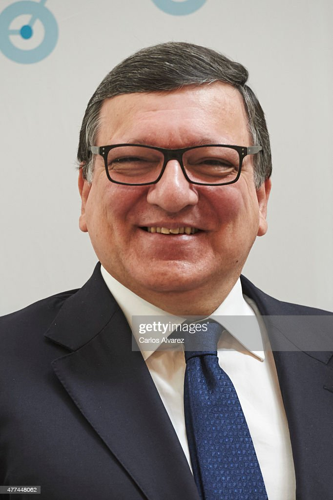 Former President of the European Commission Jose Manuel Durao Barroso attends the Management & Business Summit 2015 at the Palacio Municipal de Congresos on June 17, 2015 in Madrid, Spain.