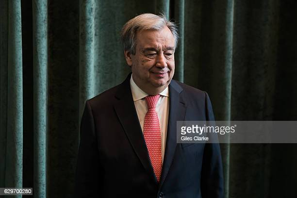 Former Prime Minister of Portugal António Guterres was sworn in Monday 12 December as the next United Nations SecretaryGeneral succeeding Ban Kimoon...