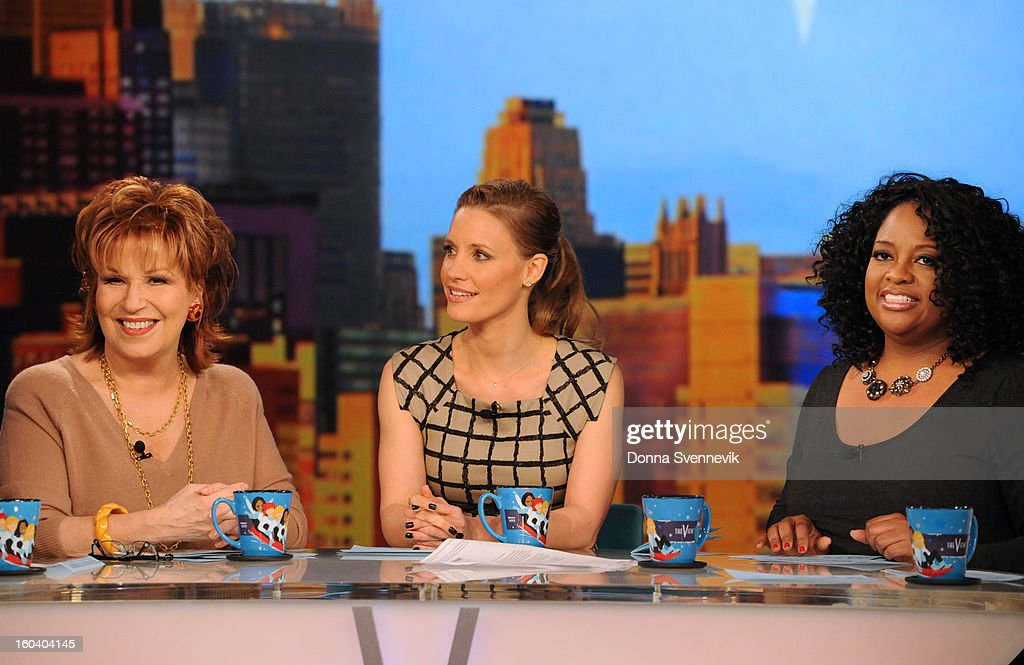 """THE VIEW - (1.30.13) Former """"Private Practice"""" star KaDee Strickland is the celebrity guest co-host; Kerry Washington and Tony Goldwyn (ABC's """"Scandal""""); a new installment of """"Cooking Sherri"""" with """"Chopped"""" host Ted Allen (author, In My Kitchen); music from Andrea Bocelli and David Foster. 'The View' airs Monday-Friday (11:00 am-12:00 pm, ET) on the ABC Television Network. SHEPHERD"""
