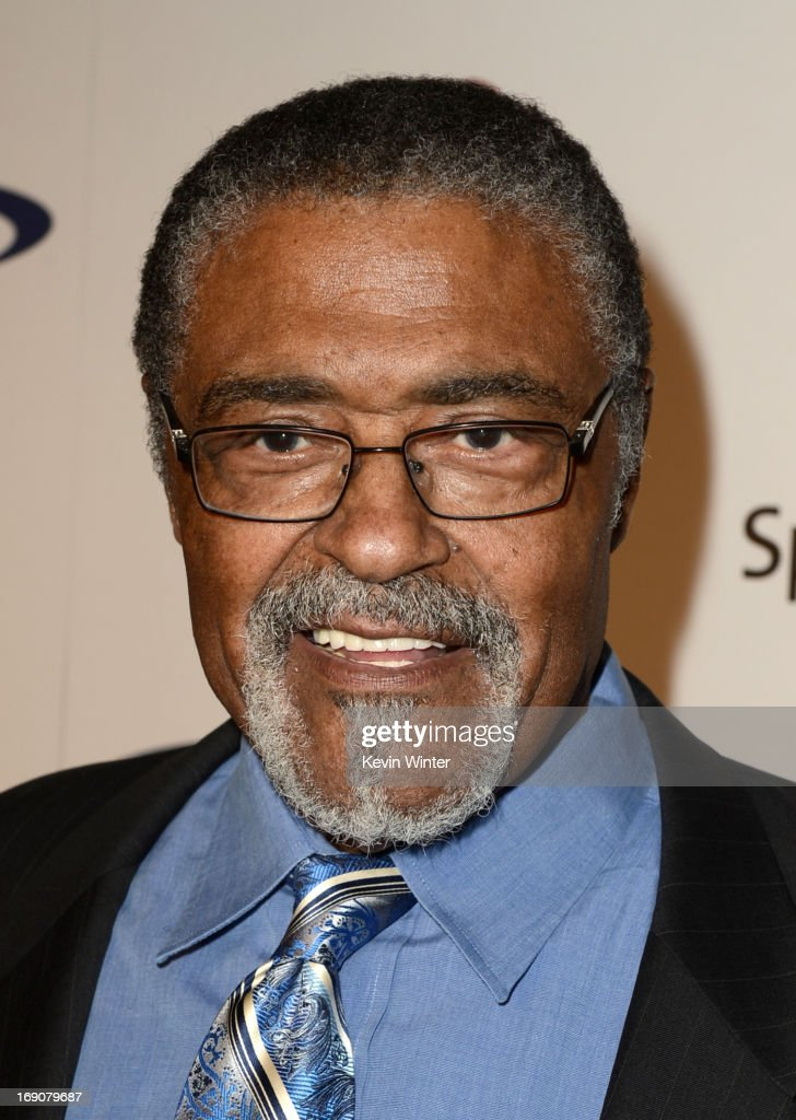 Former pro football player Rosey Grier attends the 28th Anniversary Sports Spectacular Gala at the Hyatt Regency Century Plaza on May 19, 2013 in Century City, California.