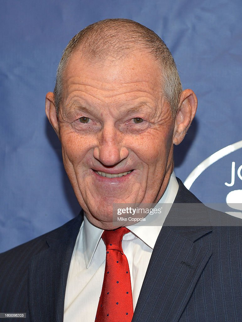 Former professional baseball player Jim Kaat attends the Joe Torre Safe At Home Foundation's 10th Anniversary Gala at Pier 60 on January 24, 2013 in New York City.