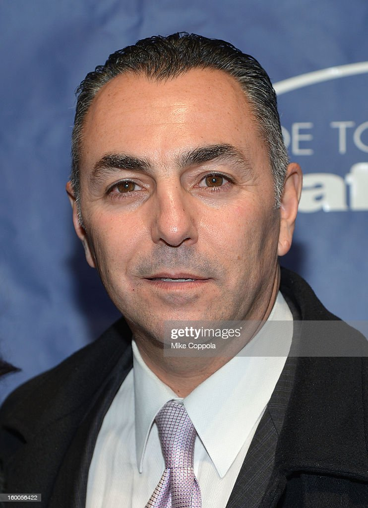 Former professional baseball player John Franco attend the Joe Torre Safe At Home Foundation's 10th Anniversary Gala at Pier 60 on January 24, 2013 in New York City.