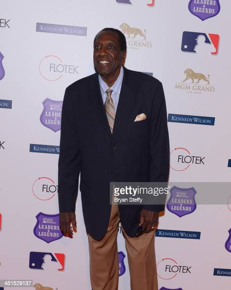 Former professional basketball player and Harlem Globetrotter Meadowlark Lemon arrives at Tony La Russa's 2nd annual Leaders Legends gala benefitting...