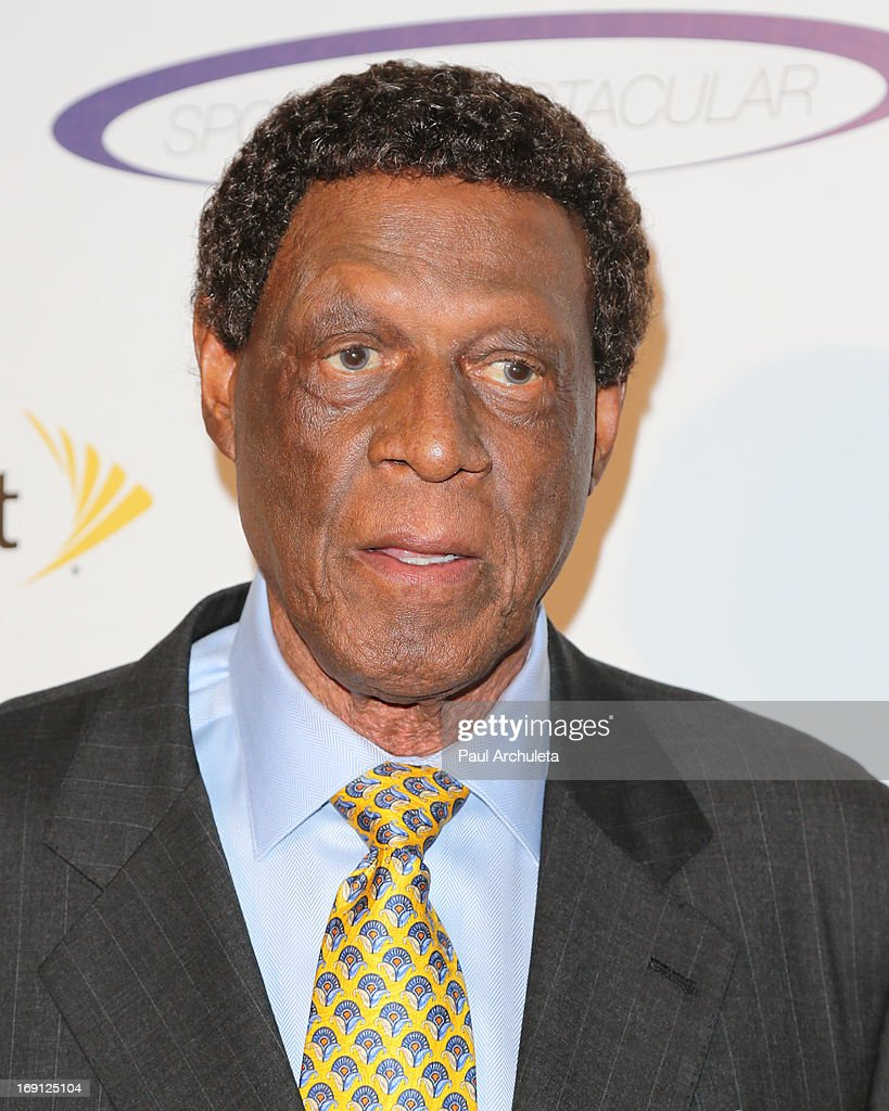 Former Professional Basketball Player Elgin Baylor attends the 28th Annual Sports Spectacular Anniversary Gala at the Hyatt Regency Century Plaza on May 19, 2013 in Century City, California.
