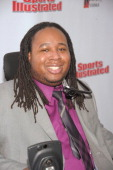 Former professional football player Eric LeGrand attends the 2012 Sports Illustrated Sportsman of the Year award presentation at Espace on December 5...