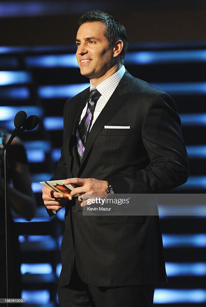 Former Professional Football Player Kurt Warner speaks during the 2012 NFL Honors at the Murat Theatre on February 4 2012 in Indianapolis Indiana