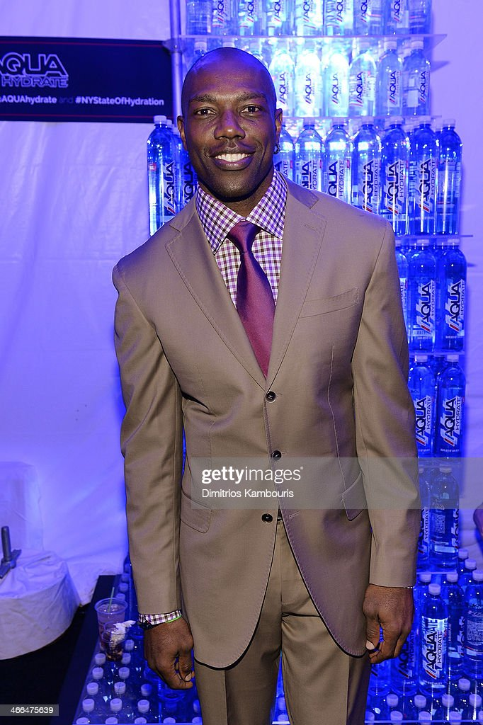 Former professional football player <a gi-track='captionPersonalityLinkClicked' href=/galleries/search?phrase=Terrell+Owens&family=editorial&specificpeople=179474 ng-click='$event.stopPropagation()'>Terrell Owens</a> attends Talent Resources Sports presents MAXIM 'BIG GAME WEEKEND' sponsored by AQUAhydrat, Heavenly Resorts, Wonderful Pistachios, Touch by Alyssa Milano, and Philippe Chow on February 1, 2014 in New York City.